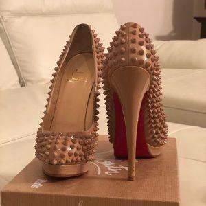 Stunning Alti Christian Louboutin Heels